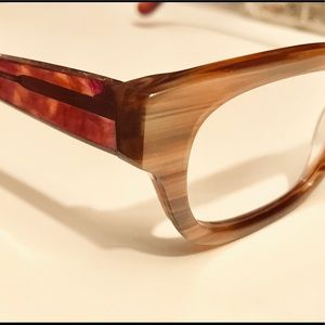 Anthropologie - Ilsa Square Reading Glasses +1